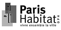 HLM de Paris