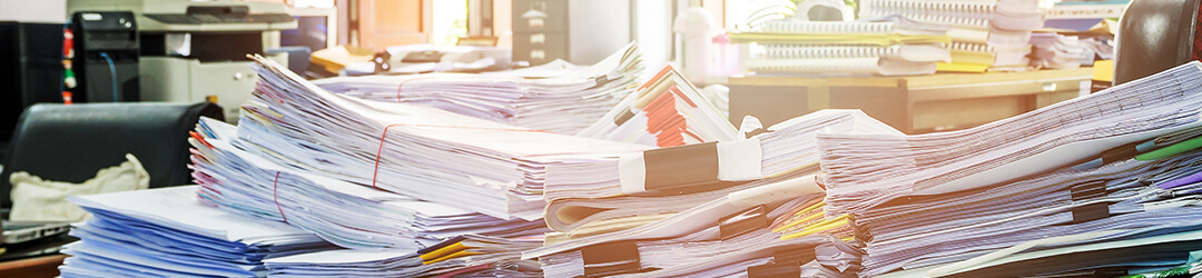 destruction de documents